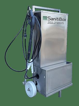 Certificaciones Dispositivos SANITIBOX