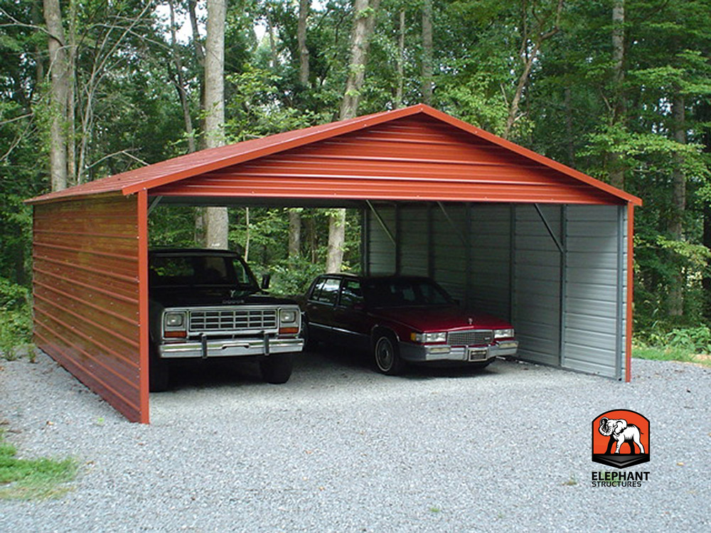 Metal Carport By Elephant Structures