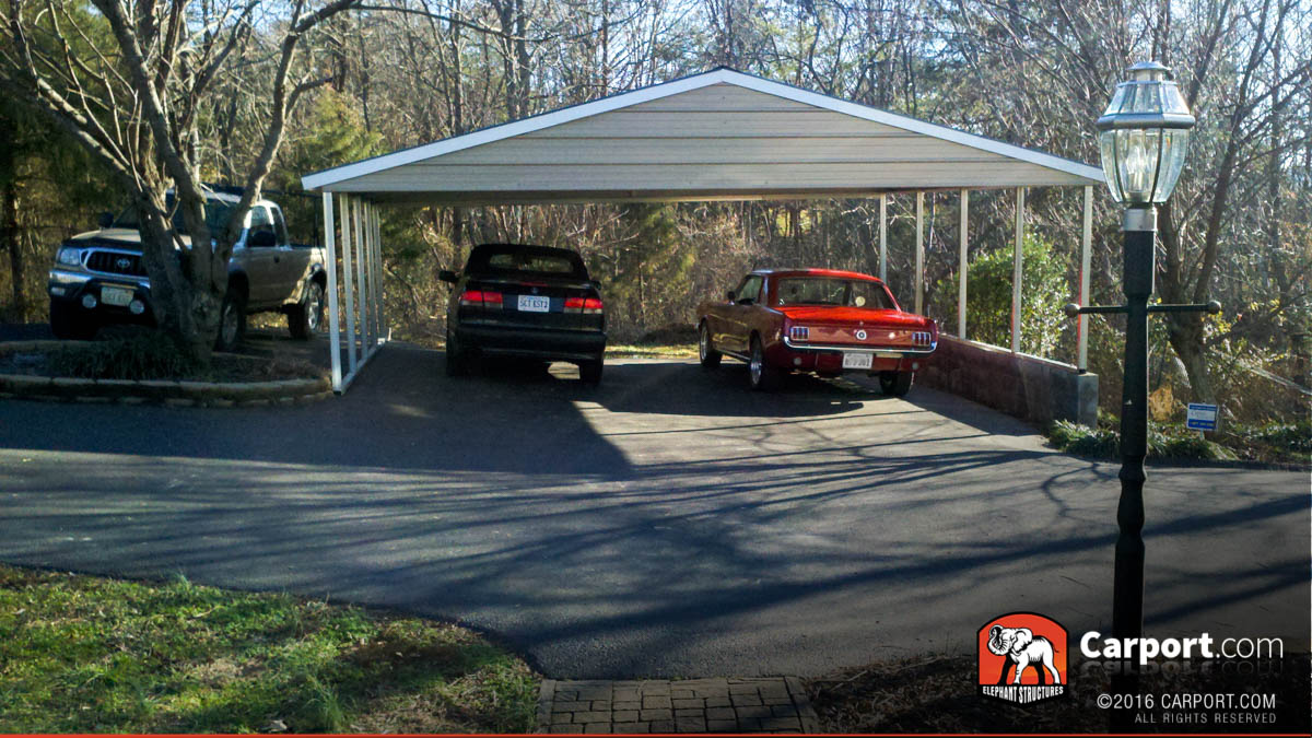 Carport Build Your Own Carport Or Have Us Build Them For You
