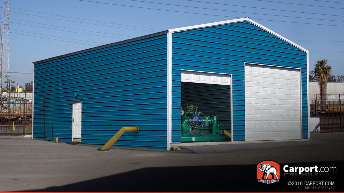Massachusetts Carports Metal Buildings And Garages