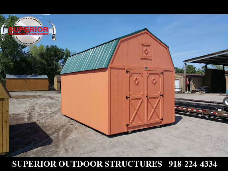 Portable Buildings Superior Outdoor Structures