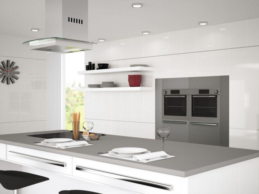 Superwhite Carrelage Sol Et Mur 60x60 Blanc Brillant Effet Miroir