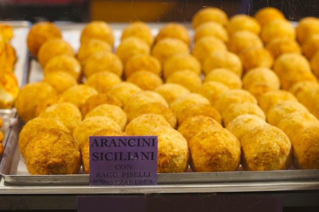Choose your Arancini!