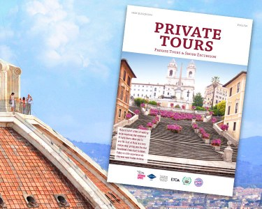 Private Tours in Italy- High Season 2019