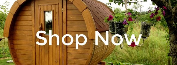 Buy Barrel Saunas Online Now