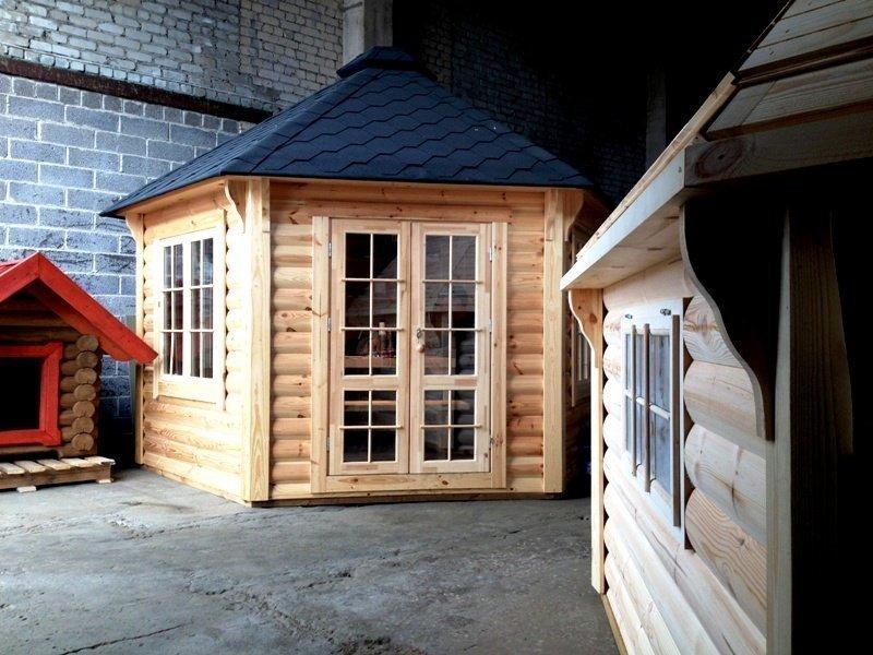 9.2m² Grill Pavilion