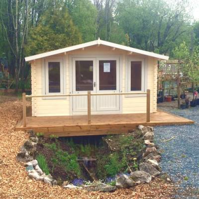 Crossley Log Cabins