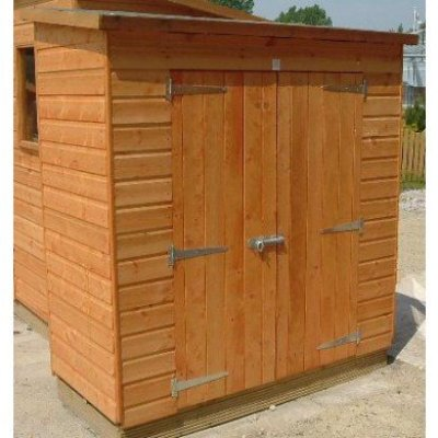 Toolstore - storage for your garden tools, in a shed.