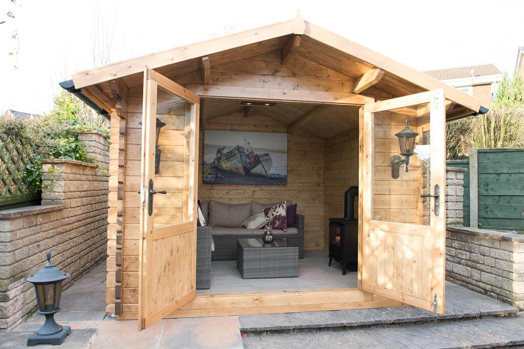 Crossley Magnum Log Cabin