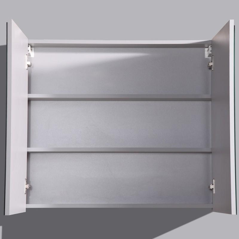 meuble a miroir 2 3 portes armoire de salle de bain salle de bain