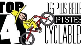 Top 4 des plus belles des pistes cyclables