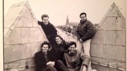 Photo de l'équipe originale du Carrefour