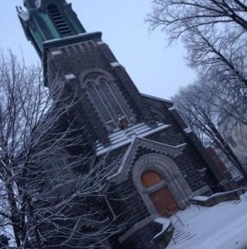 Église St-François