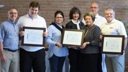 La Passerelle a reçu le Prix Coup de Chapeau remis par la Fédération québécoise de l'autisme