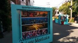 Galerie d'art urbaine dans Montcalm