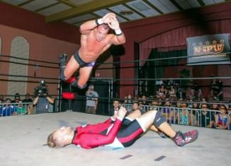 La North Shore Pro Wrestling à MAtv