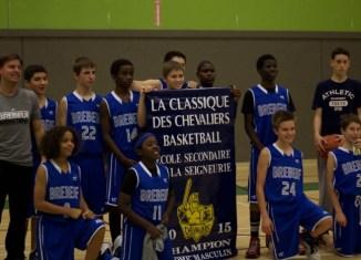 Basketball Jean-de-Brébeuf: Excellent début de saison