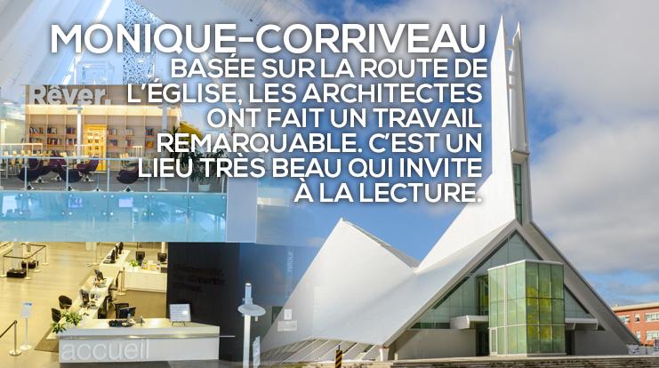 Bibliothèque Monique-Corriveau