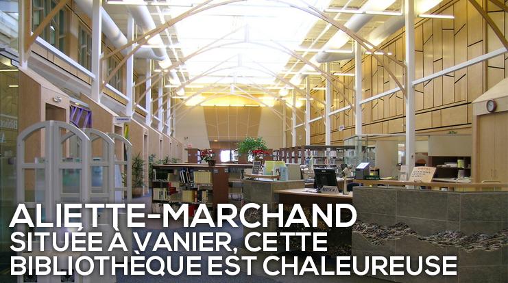 Bibliothèque Aliette-Marchand