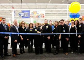 Wal-Mart: 300e Supercentre à Beauport
