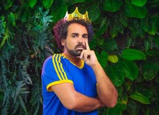 Change de disque par Tanya Beaumont: Un 1er album solo pour King Abid