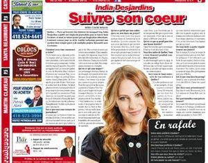 Lisez le Carrefour de mars 2016