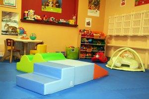 Un espace pour les tout-petits au Centre Durocher