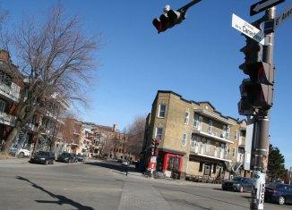 8e Avenue: Virage à droite permis sur la Canardière