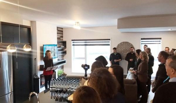 Inauguration du projet Habitus