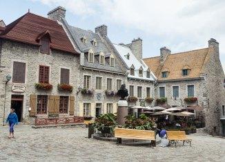 Le Quartier Petit Champlain et Place-Royale unissent leur force