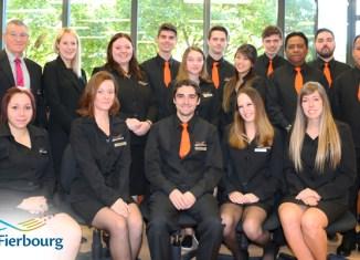 Hôtellerie: Des élèves formés en entreprise