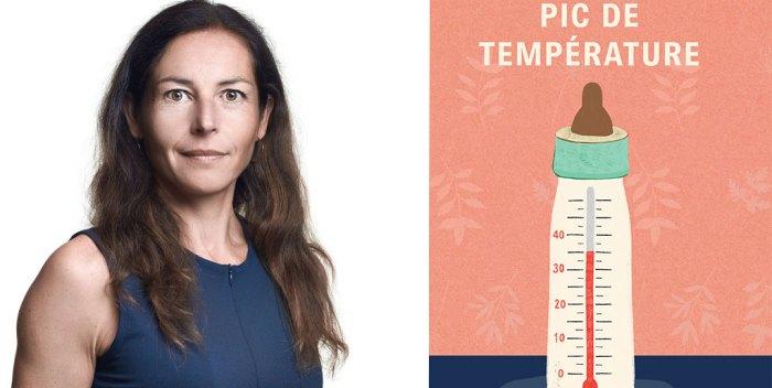Pic de température: Un roman pour Isabelle Petit
