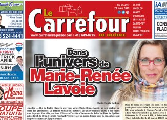 Lisez Le Carrefour du 27 mars