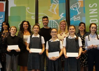 Plus de 300 élèves au Concours d'art oratoire Desjardins