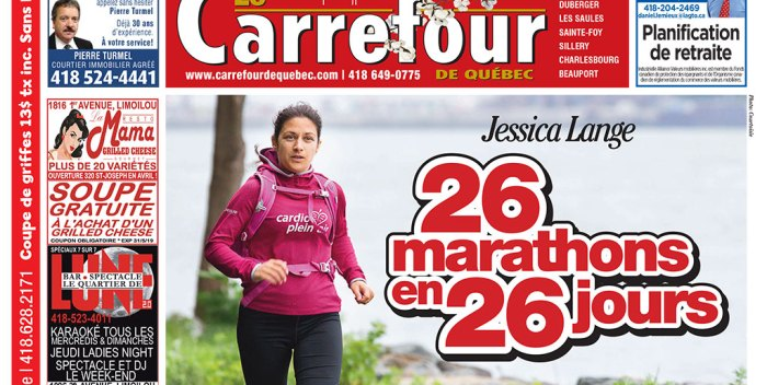 Le Carrefour de Québec - 8 mai