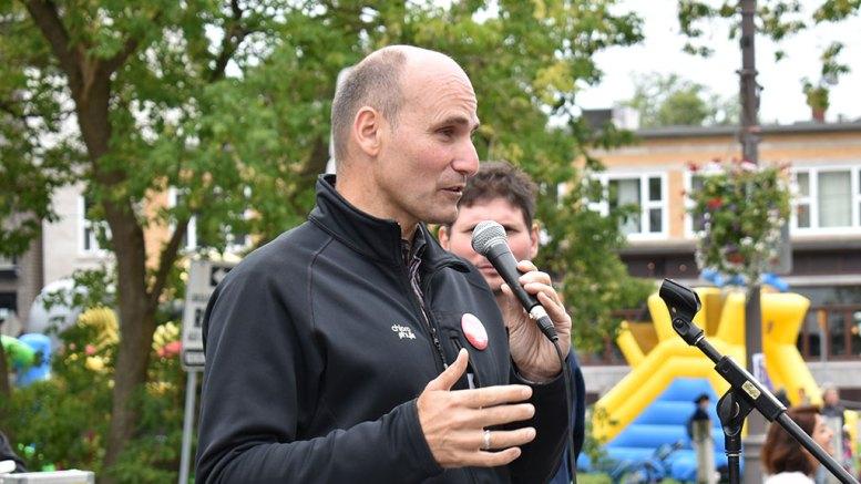 Jean-Yves Duclos du Parti libéral du Canada