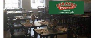 Fermeture pour le Stratos Pizzeria à Limoilou