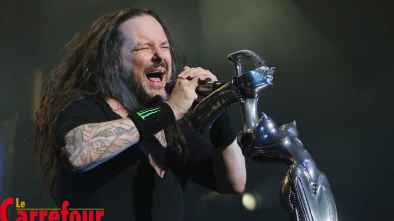 Korn et Breaking Benjamin : Solides performances