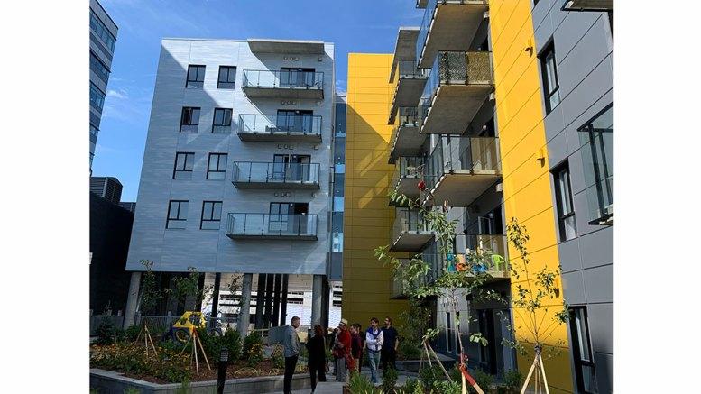 La demande est en hausse pour les logements sociaux