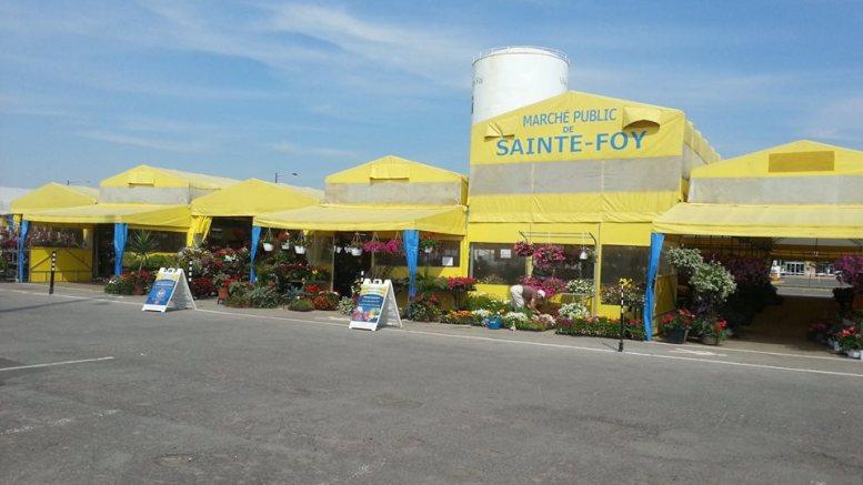 Le Marché public de Sainte-Foy