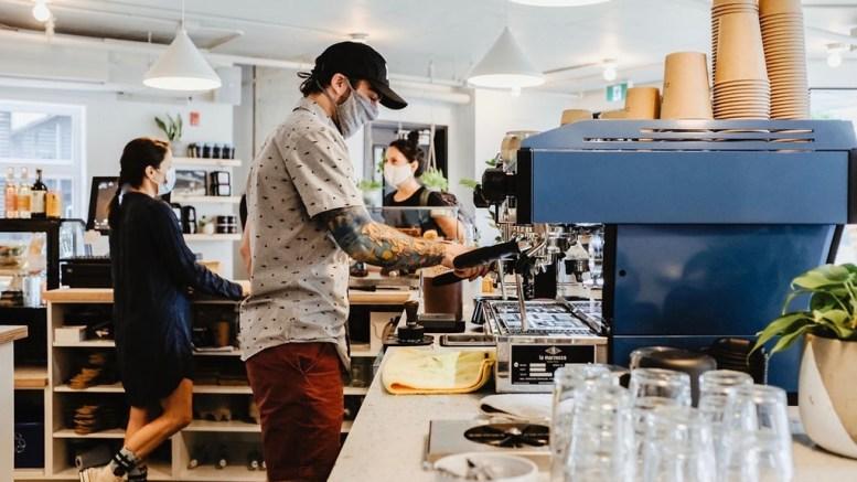 Un nouveau café dans Saint-Sauveur