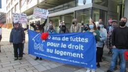 Manifestation du BAIL