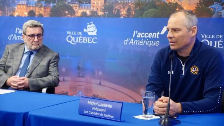 Capitales de Québec