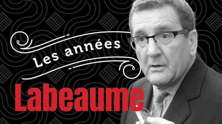 Le maire Régis Labeaume