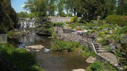 Le parc des Moulins