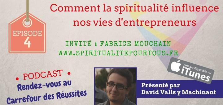 Découvrez comment la spiritualité peut influencer positivement nos vies d'entrepreneurs
