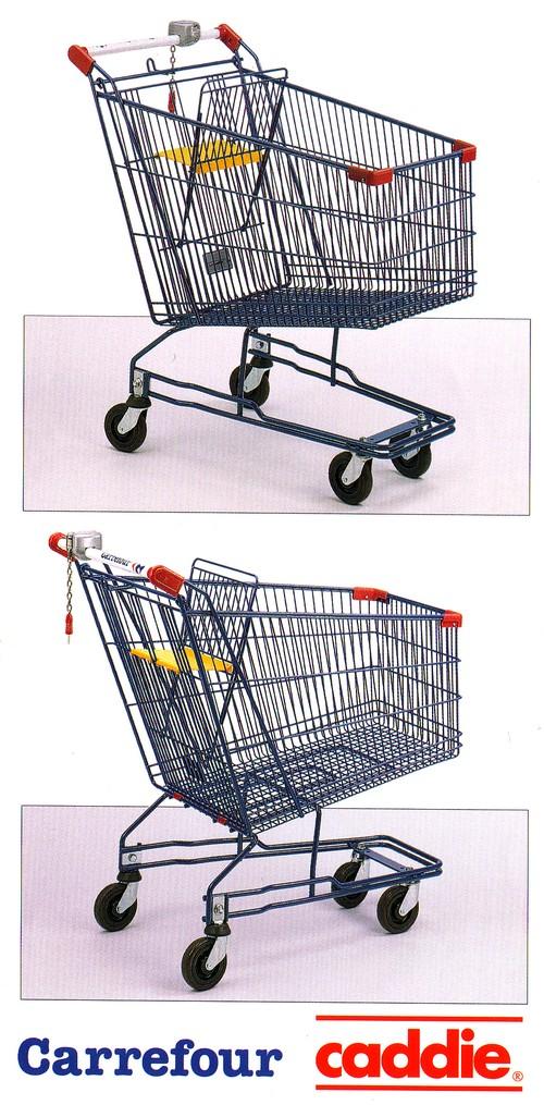 carrefour le nouveau chariot mobi