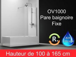 Paroi De Douche Largeur 120 Cm 120x180 120x185 120x190