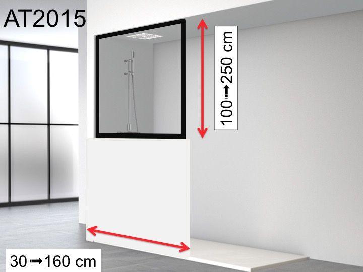 mur plafond 120 x 150 atelier 2015