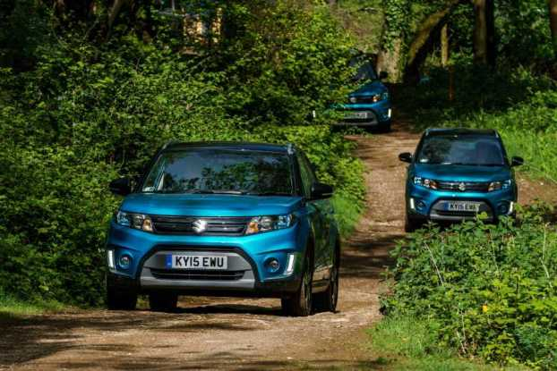 Suzuki Vitara launch
